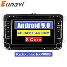 <b>Eunavi 2 din 7</b>'' TDA7851 Android 8.1 car dvd radio gps For ...