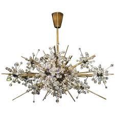lobmeyr metropolitan opera crystal chandelier foyer c16 mid century modern