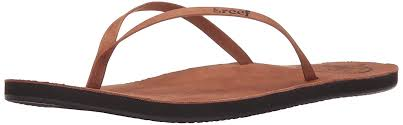 reef girls leather uptown flip flops shoes sandals reef rainforest espadrilles est