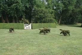 ladew topiary gardens originally sat on 200 acres
