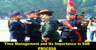 best ssb interview techniques questions nca academy why is time management important for cracking the ssb interview