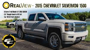 RealView - Lifted 2015 Chevy Silverado 1500 w/ Rough Country kit ...