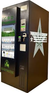 American Green Vending Machine Cool Vending Eco Distributors