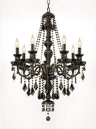 chandelier surprising mini black chandelier black chandelier for bedroom design light hinging white background