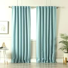 astonishing turquoise blackout curtains back tab curtain decorating what are spotlight