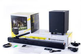 Loa Bluetooth Thonet & Vander SOUNDBAR DUNN Chính hãng giá rẻ 2.339.000₫