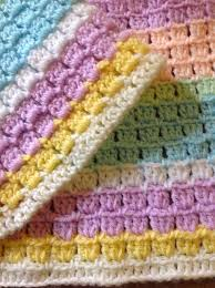 Block Stitch Crochet Pattern Cool Inspiration Design