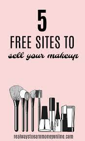 sell makeup from home 5 free s