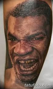 татуировка майка тайсона на лице фото значение и факты смысл