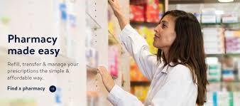 Pharmacy Online Rx Refills
