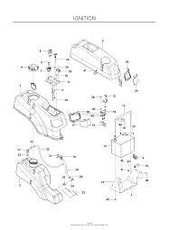 Husqvarna rz4623 966764501 2011 03 parts diagram for ignition husqvarna rz4623 deck rebuild kit