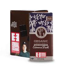 Organic <b>Extreme Dark Chocolate</b> (88% Cacao) – Equal Exchange