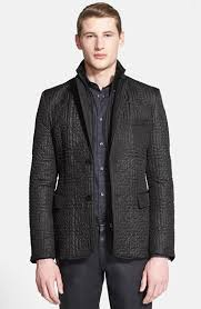 Versace Collection Quilted Blazer | Where to buy & how to wear & ... Versace Collection Quilted Blazer ... Adamdwight.com