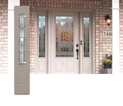 Front Doors With Side Lights White Front Door With Sidelights Uk
