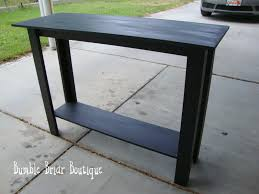 sofa table plans. Modern Style Diy Sofa With Bumble Briar Boutique How To Build A Decoration Table Plans