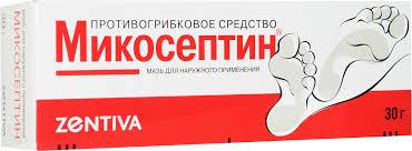 <b>МИКОСЕПТИН 30</b>,0 <b>МАЗЬ</b> — купить в интернет-магазине OZON ...