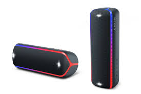 Waterproof Speaker With Lights Sony Srs Xb32 Bluetooth Speaker Review Flashy Lights Fun