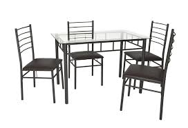 Glass Kitchen Table And Chairs Set Kitchen Appliances Tips And Review