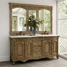 country bathroom double vanities. double french bathroom vanity country vanities d