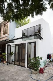 Minimalist Outdoor Design Minimalist House By 85 Design In Vietnam Hypebeast