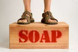 Image result for Soap box