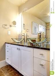 bathroom vanities bowl sinks. Bathroom Vanity Cabinet With Glass Vessel Sinks Vanities Bowl .