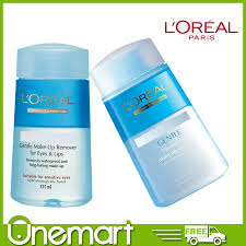 show all item images close fit to viewer prev next loreal gentle eye makeup remover 125ml lip