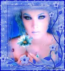 visages gif - femmes - partage d'image fond et gif