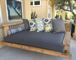 image outdoor furniture chaise. Porch Swing Bed - Chaise Lounge Chair Day Outdoor Furniture Southern Image