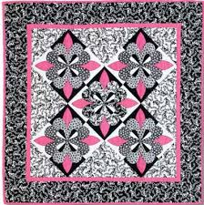 Friday Free Quilt Patterns: Hearts Abloom   McCall's Quilting Blog ... & Hearts Abloom 400px Friday Free Quilt Patterns: Hearts Abloom Adamdwight.com