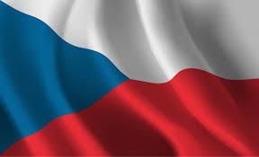 I colori predominanti sono il bianco, il rosso e il blu. Repubblica Ceca Bandiera Della Repubblica Ceca Con La Decorazione Del Colore Nazionale Stile Disegno Ad Acquerello Vettore Premium