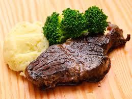 Mag je biefstuk als je zwanger bent