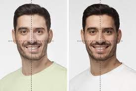 dental treatments can fix asymmetrical