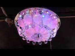 led color changing chandelier