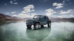 Mercedes-Maybach G650 Landaulet: The World's Most Expensive SUV
