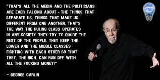 George Carlin American Dream Quote Best of 24 Of The Best George Carlin Quotes