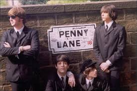 """Penny Lane"""" is a song by the English rock band the Beatles that was  released in February 1967 as a double A-side …   Penny lane lyrics, Beatles  singles, Penny lane"""