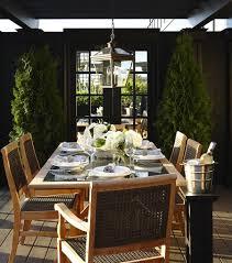 kim bartley design alfresco dining