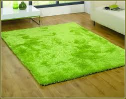 lime green area rug small