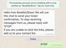 Spam Account Whatsapp Is Mostly Spam Free But Whatsapp Business May