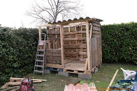 pallet buildings. garden shed made with pallets pallet buildings s