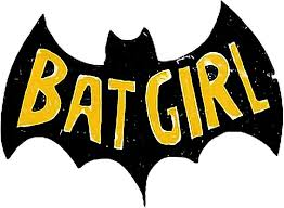 bat batman logo girl power art decoration batgirl bad...