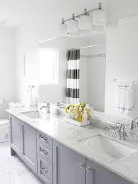 pottery barn bathrooms ideas. Bathroom - Traditional Idea In Toronto With Marble Countertops, An Undermount Sink And Gray Pottery Barn Bathrooms Ideas