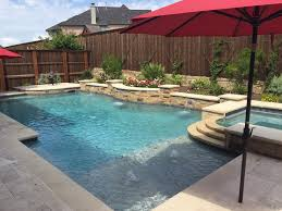 Backyard Swimming Pool Best 10 Pool Spa Ideas On Pinterest Swimming Pools Spool Pool