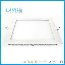 4 Inch Led Panel Light Hot Item 4 Inch 100mm 6w Embedded Ceiling Square Led Panel Light