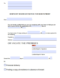 Free Printable 30 Day Eviction Notice Template 033 Free Printable Eviction Notice Template Kentucky Day To