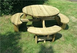 small picnic bench awesome picnic benches and picnic tables in round wood picnic table modern small