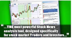 Stock Chart With News Overlay Stock Rss News Feed Charts Stockspy