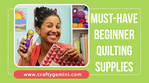 Must-Have Quilting Supplies for Beginners - YouTube &  Adamdwight.com