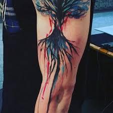 100 Stromů života Tetování Vzory Pro Muže Manly Inkoustové Nápady